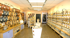 Retail store display fixtures, custom millwork displays